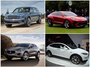 La guerra de los super SUV de lujo se avecina