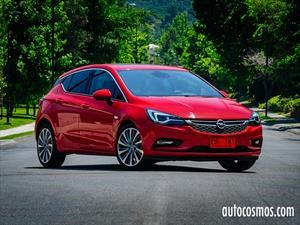 Test drive: Opel Astra 2017