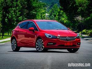 Probamos el Opel Astra 2017