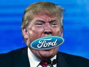 Ford se opone al #MuslimBan de Trump