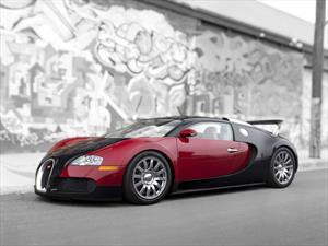 Bugatti Veyron número uno a subasta