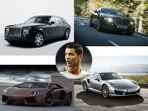 Top 10: Los mejores autos de los futbolistas