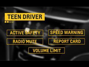 Chevrolet Teen Driver, monitorea y controla a conductores adolescentes