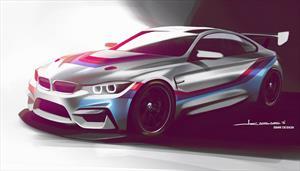 BMW M4 GT4 se presenta