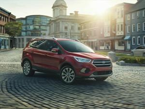 Ford Escape 2017 se renueva