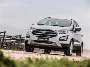 Ford Ecosport 2018, primera impresión de manejo