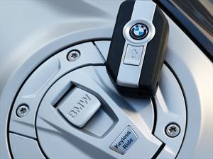 Keyless Ride, una novedad de BMW Motorrad