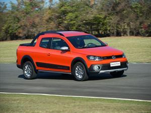 VW Saveiro Cabina Doble se presenta en Argentina