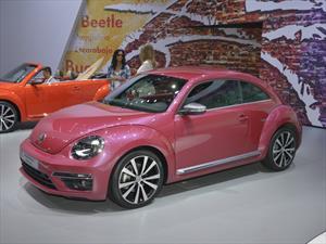 Volkswagen Beetle Pink Color Edition, un concept para las chicas