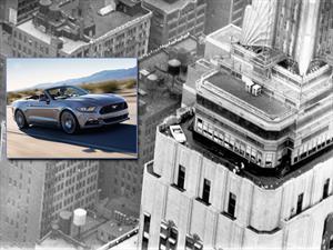 El Ford Mustang regresa a la cima del Empire State