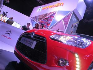 Citroën se pone a la moda en el BAFWeek Otoño / Invierno 2014