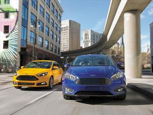 Ford Focus 2015 llega a México desde $236,500 pesos
