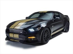 A subasta el prototipo del Ford Shelby GT-H 2016