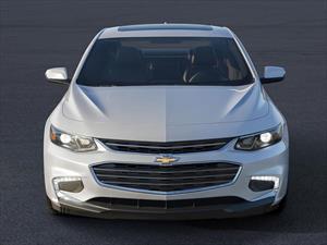 Chevrolet Malibu 2016 llegará a México en 2015