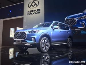 Maxus D90 se presenta en China