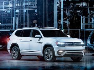 Volkswagen Atlas R-Line hace su debut