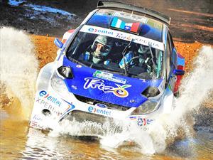 Rally de Argentina: García-Huidobro obtiene un buen debut