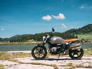 BMW R nineT Scrambler 2017 a prueba