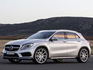Mercedes-Benz GLA 45 AMG 2015, se abre paso en el NAIAS