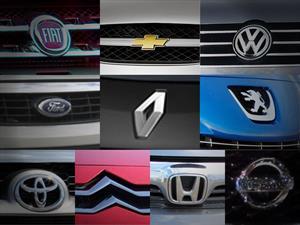 Top 10 las marcas más vendedoras en julio de 2014