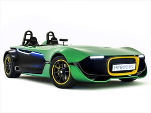 Caterham AeroSeven concept, el deportivo ultraligero por excelencia evoluciona