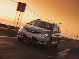 Manejamos la Chrysler Pacifica 2017