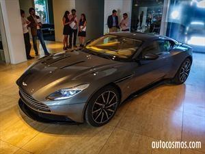 Aston Martin DB11 en Chile, reinterpretando la tradición
