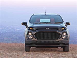 Así se tunea una Ford EcoSport en la India