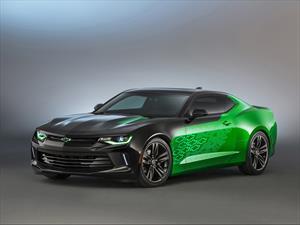 Chevrolet Camaro Krypton Concept, definitivamente no sería el auto de Superman