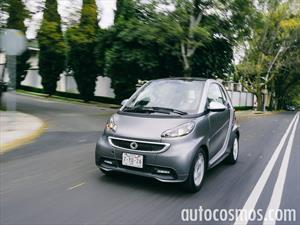 smart Fortwo 2015 a prueba