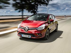 Renault Clio 2017: actualización menor