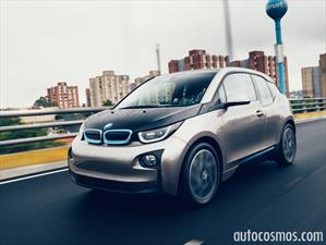 BMW i3 es el Green Car of The Year 2015
