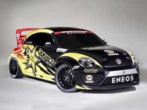 Volkswagen GRC Beetle, 560 hp y tracción integral