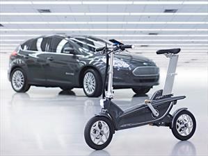 Ford rompe récord de patentes registradas en 2015