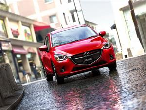 Inicia la producción del Mazda2 en México