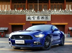 Ford Mustang, el coupé deportivo más vendido del mundo en 2015
