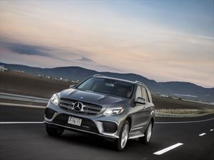 Mercedes-Benz GLE 500 e Plug-in Hybrid 2017 a prueba
