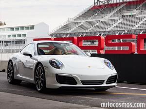 Porsche 911 Carrera 2017 llega a México desde $1,512,000 pesos