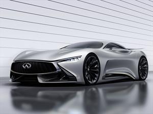 Infiniti Vision Gran Turismo Concept se presenta