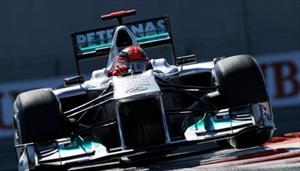 F1: Sorprendió el heptacampeón