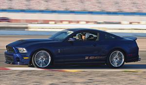 Shelby 1000 Hp se presenta en el Salón de Nueva York 2012