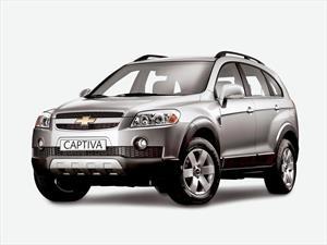 Chevrolet Captiva 2006-2011: Alerta de seguridad