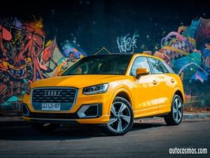 Probando el Audi Q2 2017