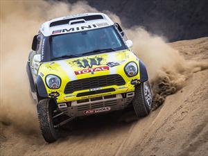 Dakar 2013: Patronelli sigue imparable y Nani Roma se llevó la victoria en autos