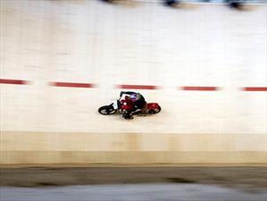 Récord Guinness de velocidad en el Muro de la Muerte