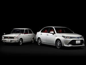 Toyota celebra cincuenta años del Corolla