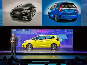 Honda Fit 2015 y la revolución de los carros pequeños en el NAIAS