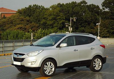 Hyundai Tucson 2010: Totalmente nuevo