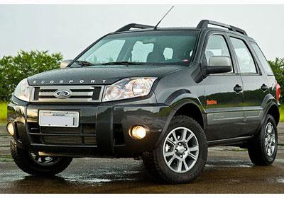 Cambios para la Ford EcoSport 2011