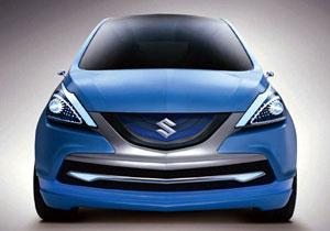 Maruti Suzuki R3 Concept